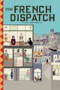 The French Dispatch 2020 en Streaming HD Gratuit !