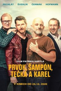 Prvok, Šampón, Tečka a Karel 2021 en Streaming HD Gratuit !