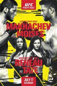 UFC on ESPN 26: Makhachev vs. Moises 2021 en Streaming HD Gratuit !